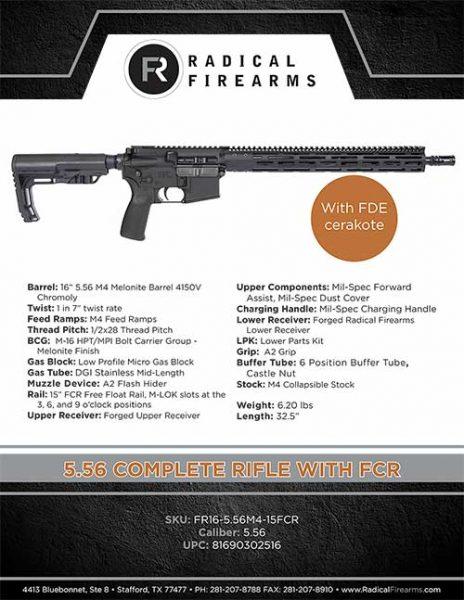 AR-15 Raffle -