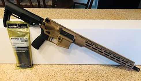 Radical Firearms AR